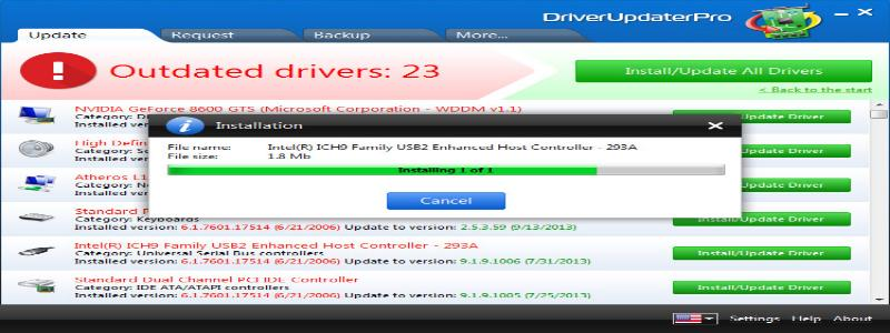 Update My Drivers 9.0